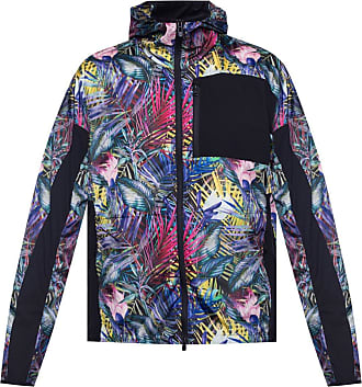 White Mountaineering Hooded Jacket Mens Multicolour