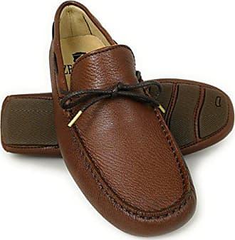 b0ebe703d353ff Zerimar Leder Bootsschuhe für Herren