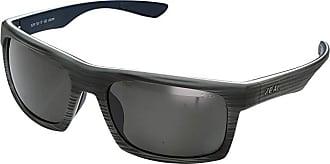 Zeal Optics Drifter (Matte Black Azue w/ Polarized Dark Grey Lens) Sport Sunglasses