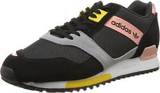 the latest a6fce 885cf adidas Originals Zx 700 Contemp W-2 D65402, Damen Sneaker, Schwarz (BLACK