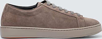 Santoni Sneakers in suede