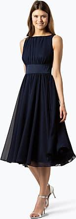 Swing Damen Abendkleid blau