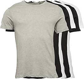 Brave Soul five pack short sleeve jersey t-shirts