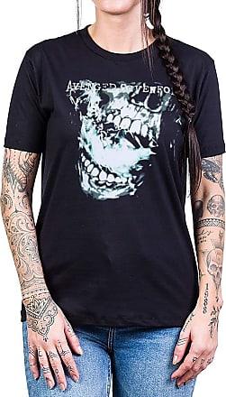 Bandalheira Camiseta Avenged Sevenfold Nightmare Preta - UNISSEX