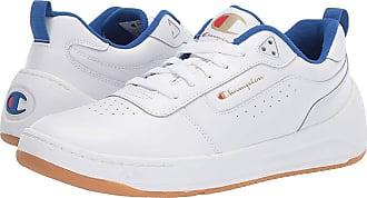 3859cb5f65a Champion Super C Court Classic Leather (White) Mens Classic Shoes