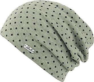 5710ccb9256661 Chillouts Chillouts Johannesburg Hat im schönen Grau mit Schwarzen Punkten  NEU