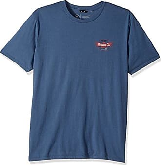 Brixton Mens Concord Short Sleeve Standard Fit Tee