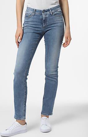 Cambio Damen Jeans - Parla blau