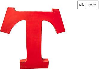 PIB Vintage design Decorative letter T