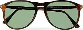 0261106c12fa0 Persol D-frame Acetate Polarised Sunglasses - Dark brown
