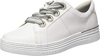 Jana Womens 8-8-23623-24 Sneaker, White White Nappa 108, 6.5 UK