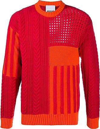 Koché Suéter tricô - Vermelho
