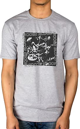 AWDIP Official Moose Blood Live T-Shirt Grey