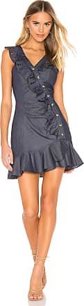 Parker Moira Dress in Blue