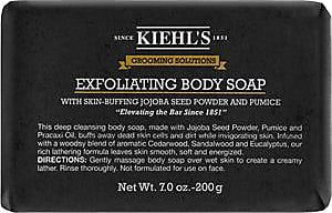 Kiehl's Cleansing Grooming Solutions Bar Soap 1 Stk