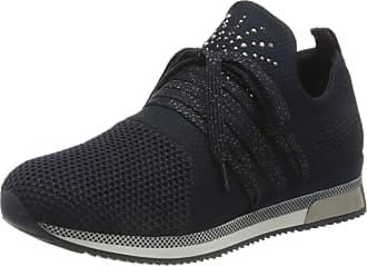 Marco Tozzi Womens 2-2-23738-35 Sneaker, Navy Comb, 8.5 UK