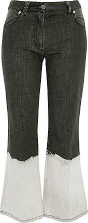 J.W.Anderson Calça jeans flare - Preto
