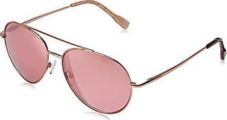 Elie Tahari Womens El238 Rgld Aviator Sunglasses, Rosegold,Tortoise & Pink, 53 mm
