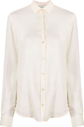 Forte_Forte My Shirt crinkle shirt - Neutrals