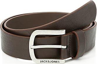 Jack   Jones Jacharry Belt Noos, Ceinture Homme, Marron Black Coffee, ... 47351524975