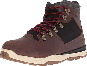 kamik Mens Velox Chukka Boots, Brown (Dark Brown DBR), 12 UK