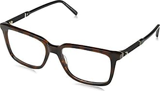 MONT BLANC MB0540-001-58 MONT BLANC Brillengestelle MB0540-001-58 Rechteckig Brillengestelle 55 Braun