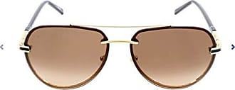 0475f506e4 Montblanc MB643S 32F 60 Montures de lunettes, Or (Oro/Marrone Grad),