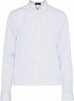 ea9f18d07d6 Theory® Button Up Blouses: Must-Haves on Sale up to −76% | Stylight