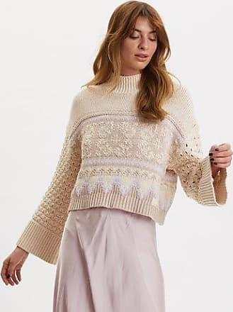 Odd Molly Magnetic Jacquard Polo Sweater