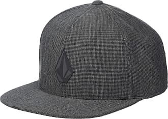 Volcom Unisexs Stone TECH 110 Baseball Cap, Grey, One Size