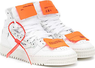 Off-white Sneakers High 3.0 aus Leder