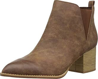 63809212e951f BC Footwear Womens Depth Chelsea Boot, tan, 6.5 M US