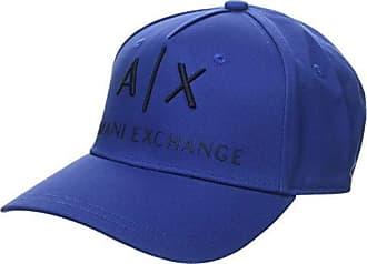 Armani Logo Hat, Casquette De Baseball Homme, Bleu (Blue Depths 06738), 22804c68ba2