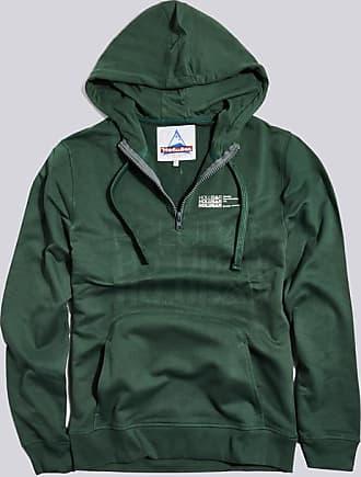 HOLUBAR sweatshirt hoody bf12 gr?n