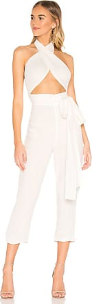 Tularosa Jamie Jumpsuit in White