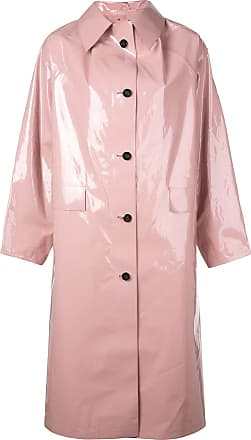 Kassl Editions Trench coat oversized - Rosa