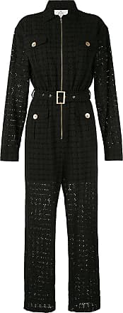 We Are Kindred Vienna embroidered jumpsuit - Black