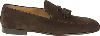 Doucal's Suede Tasselled Loafers, 42 Brown