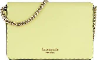 Kate Spade New York Spencer Chain Wallet Lemon Sorbet Umhängetasche gelb