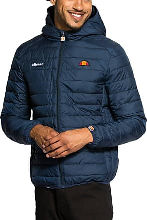 Ellesse Lombardy Padded Jacket Navy - XL (42-44in)