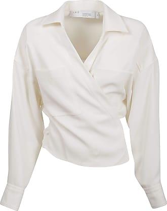 Iro Fashion Woman WP16FIORILAECR01 White Polyester Blouse | Spring Summer 20