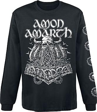 ec1df5f62929f Amon Amarth Skullship - T-shirt manches longues - pour messieurs - noir