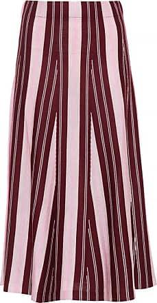 Gabriela Hearst Cashmere and silk skirt