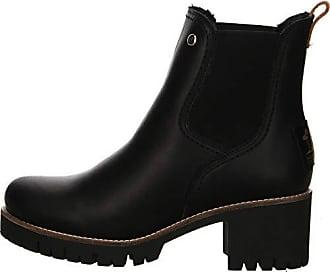 8e9e24ac9d4545 Panama Jack PIA Igloo Travelling B1 - Damen Schuhe Stiefeletten -  napa-Negro