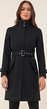 Salsa Abrigo de paño con cinturón