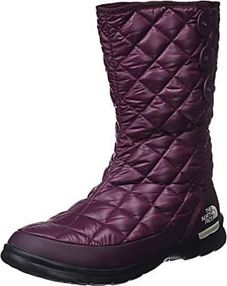 a8836a37c5 The North Face Thermoball Button-up Insulated, Bottes de Neige Femme,  Marron (