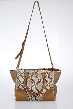 c911e71434d Prada Tote Bag in Suede and Python Skin size Unica