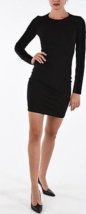 Just Cavalli Logo mini Sheath Dress size 48
