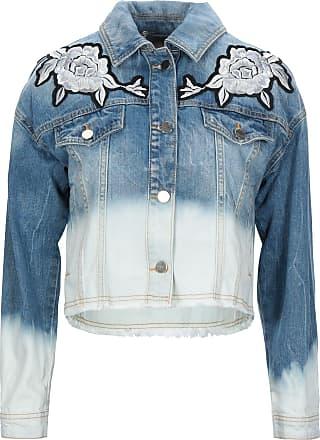 Twin-Set JEANS - Capispalla jeans su YOOX.COM