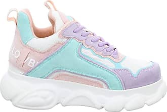 Buffalo Fierce P1 Womens High Trainers Multicolour Size: 8 UK